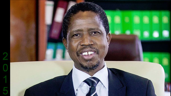 biography of edgar lungu